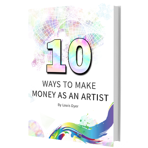 making money as an artist