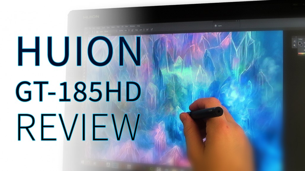 huion gt 185 hd review