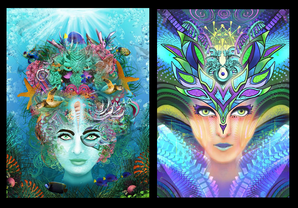 Some of his newer work - What an improvement!