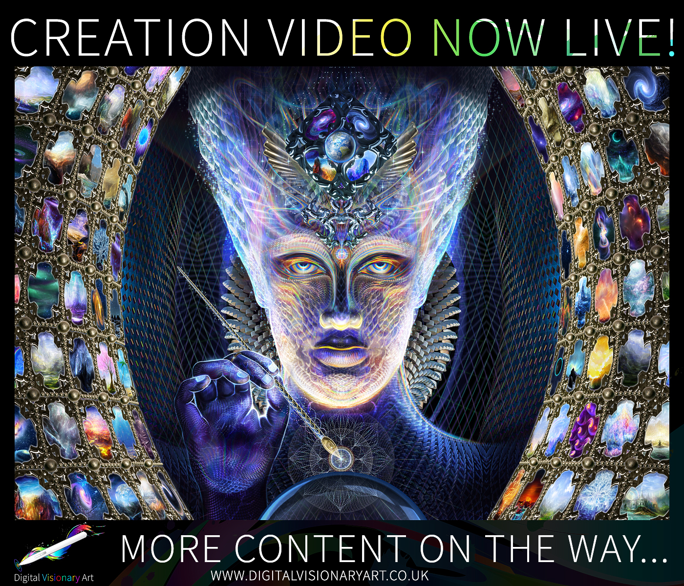 CREATION VIDEO LIVE