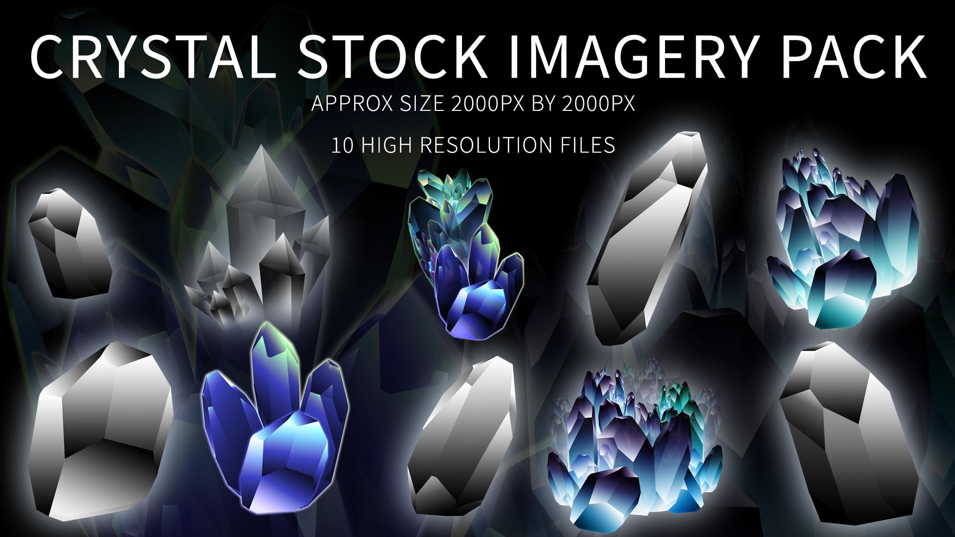 Crystal packs 2