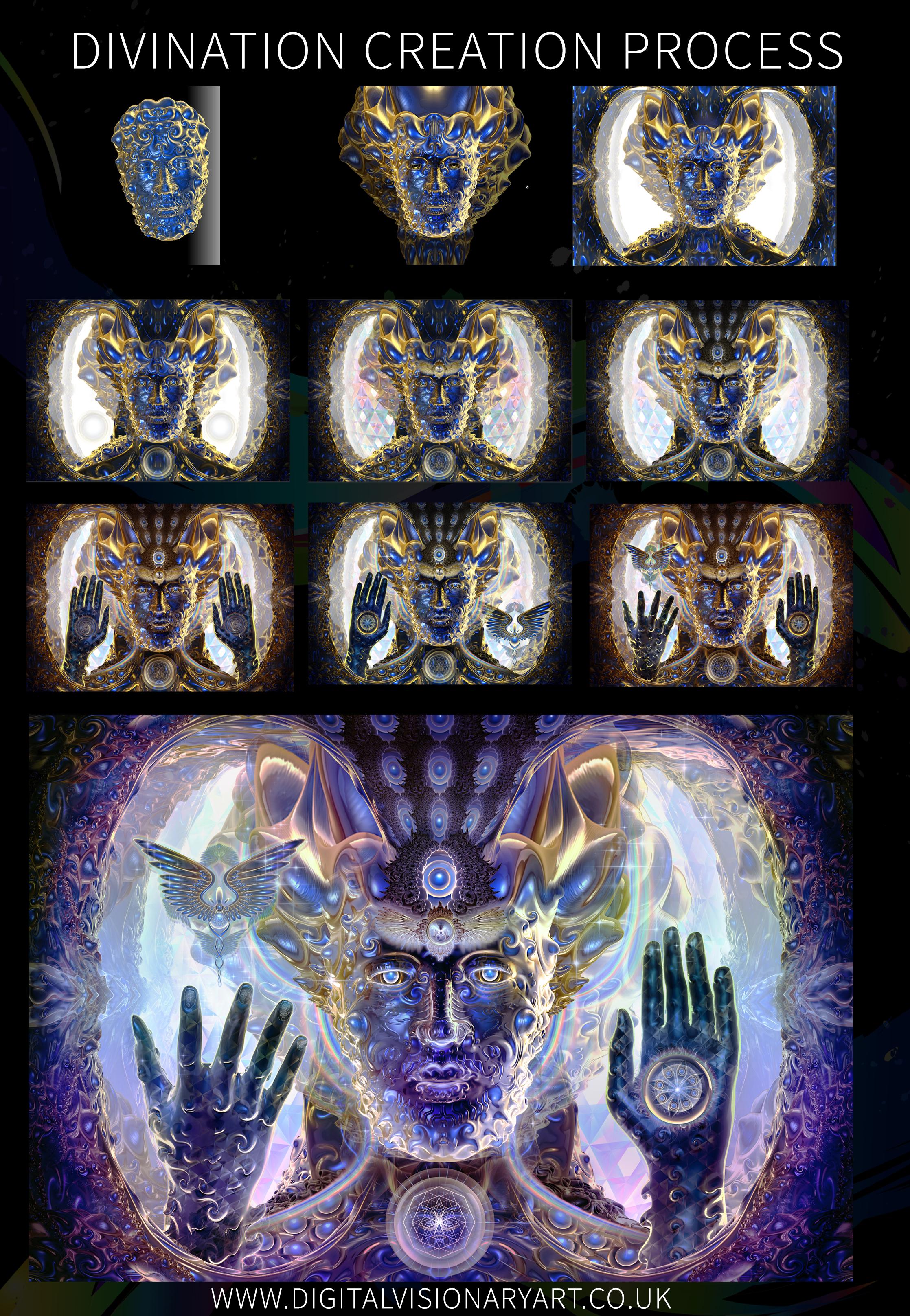 divination creation