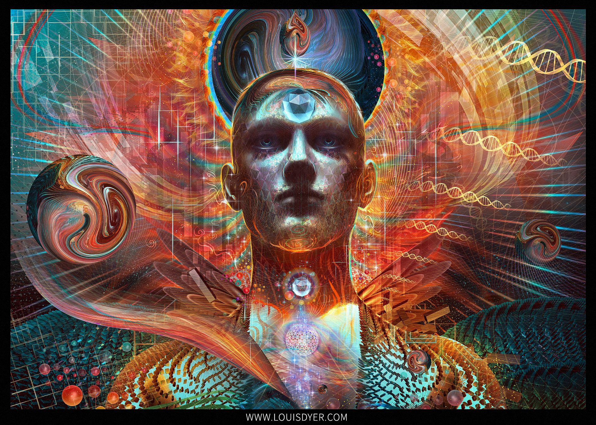 Learn how I created my best artworks yet! - Visionary Art ...