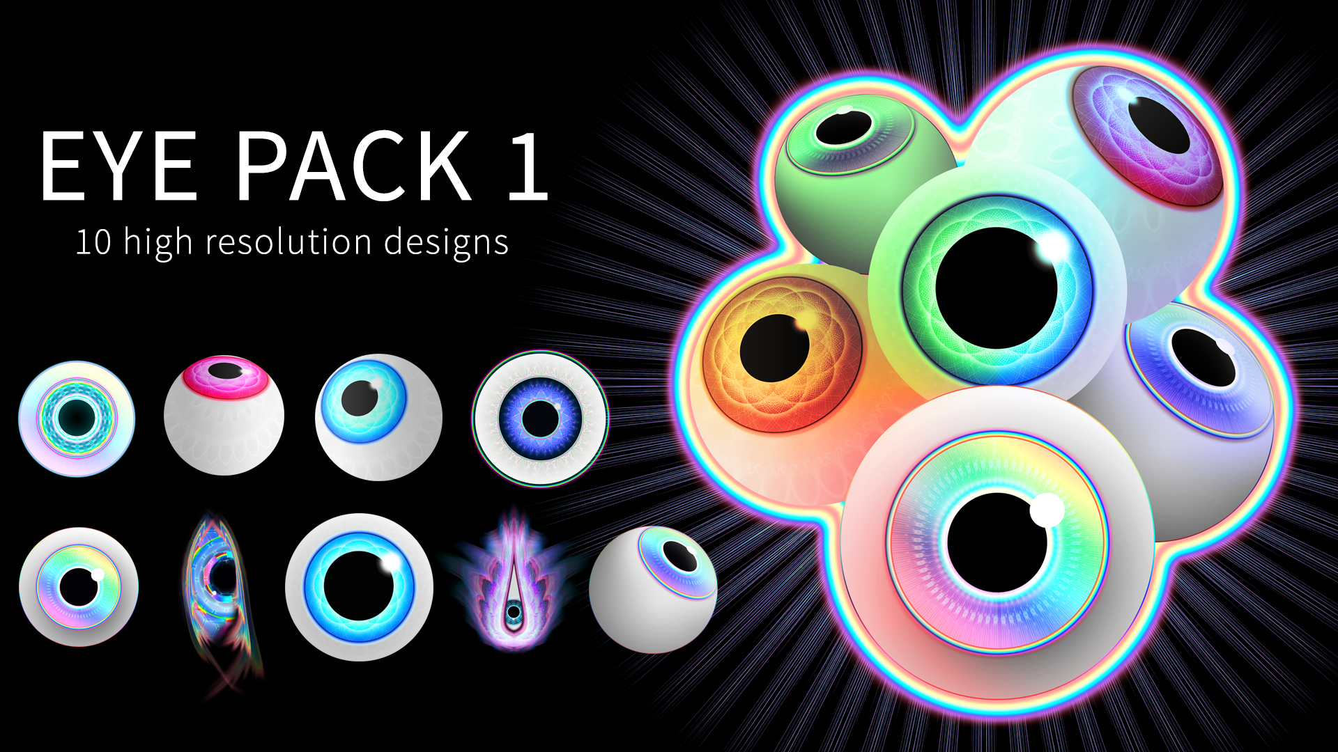 Eye pack 1